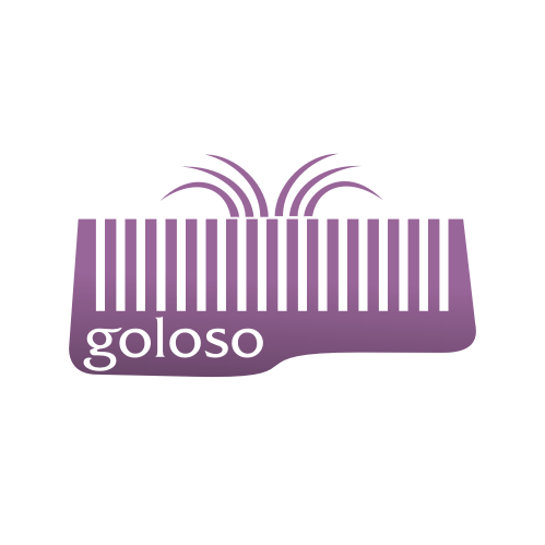 Logo Design by Rudy - Entry No. 94 in the Logo Design Contest Unique Logo Design Wanted for Goloso.