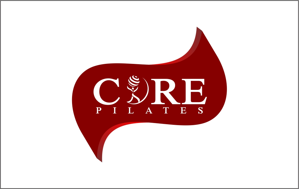 Logo Design by Hudy Wake - Entry No. 22 in the Logo Design Contest Core Pilates Logo Design.