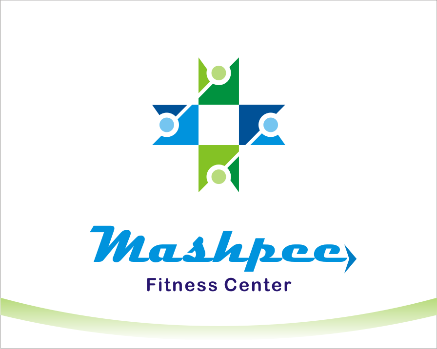 Logo Design by Armada Jamaluddin - Entry No. 62 in the Logo Design Contest New Logo Design for Mashpee Fitness Center.