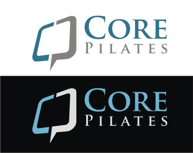 Logo Design by Reivan Ferdinan - Entry No. 23 in the Logo Design Contest Core Pilates Logo Design.