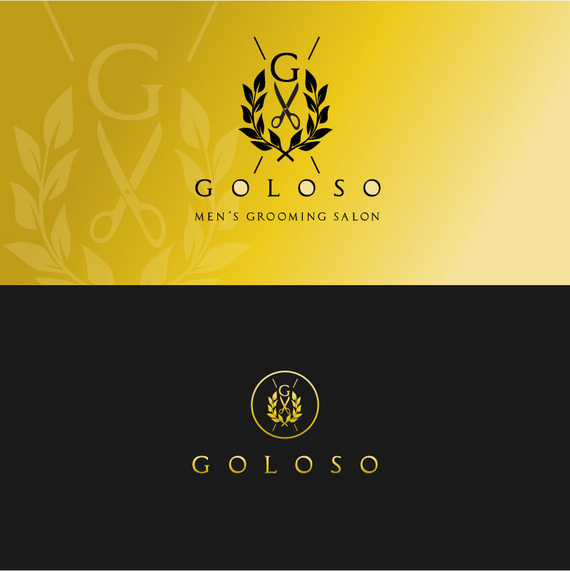 Logo Design by trav - Entry No. 106 in the Logo Design Contest Unique Logo Design Wanted for Goloso.