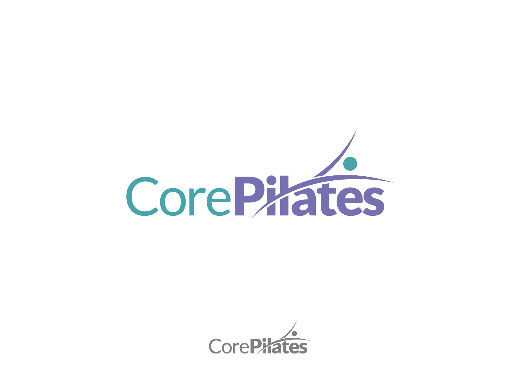 Logo Design by Nurgalih Destianto - Entry No. 27 in the Logo Design Contest Core Pilates Logo Design.