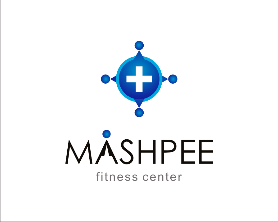 Logo Design by Armada Jamaluddin - Entry No. 66 in the Logo Design Contest New Logo Design for Mashpee Fitness Center.
