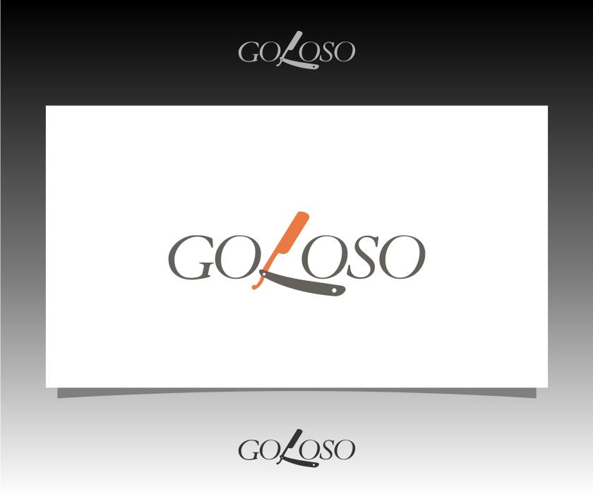 Logo Design by Muhammad Nasrul chasib - Entry No. 109 in the Logo Design Contest Unique Logo Design Wanted for Goloso.