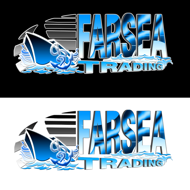 Logo Design by victor.safety21 - Entry No. 63 in the Logo Design Contest Unique Logo Design Wanted for Farsea Trading.