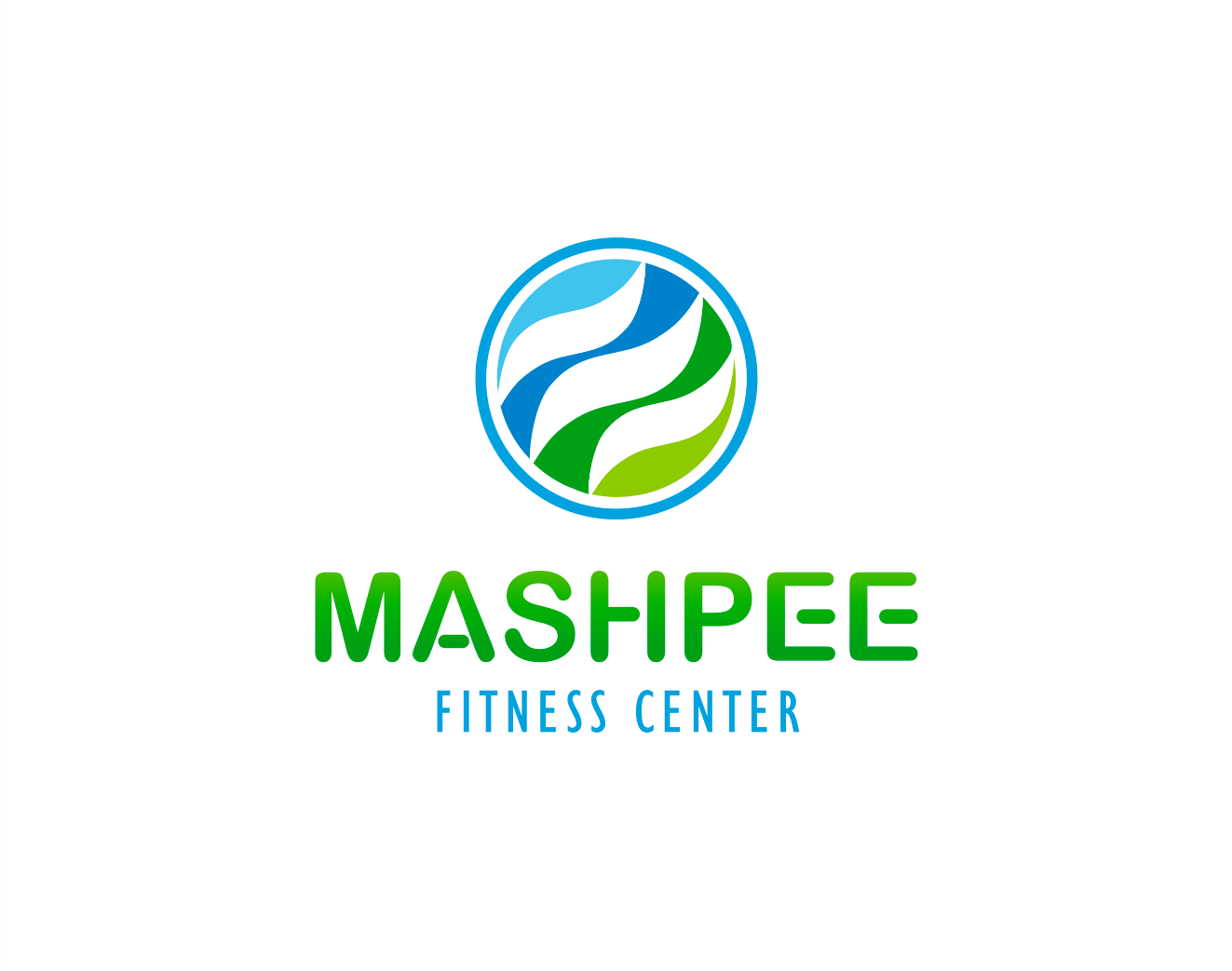 Logo Design by Armada Jamaluddin - Entry No. 67 in the Logo Design Contest New Logo Design for Mashpee Fitness Center.