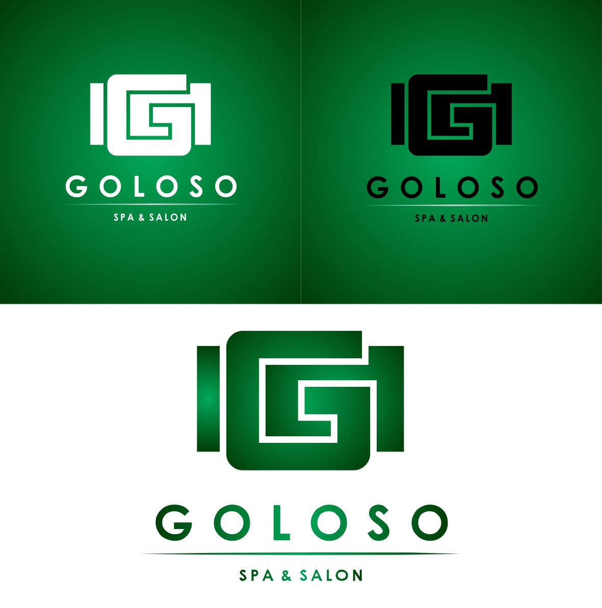 Logo Design by Hudy Wake - Entry No. 111 in the Logo Design Contest Unique Logo Design Wanted for Goloso.