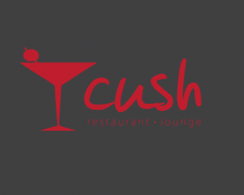Logo Design by abbiedesigns - Entry No. 55 in the Logo Design Contest Cush Restaurant & Lounge Ltd..