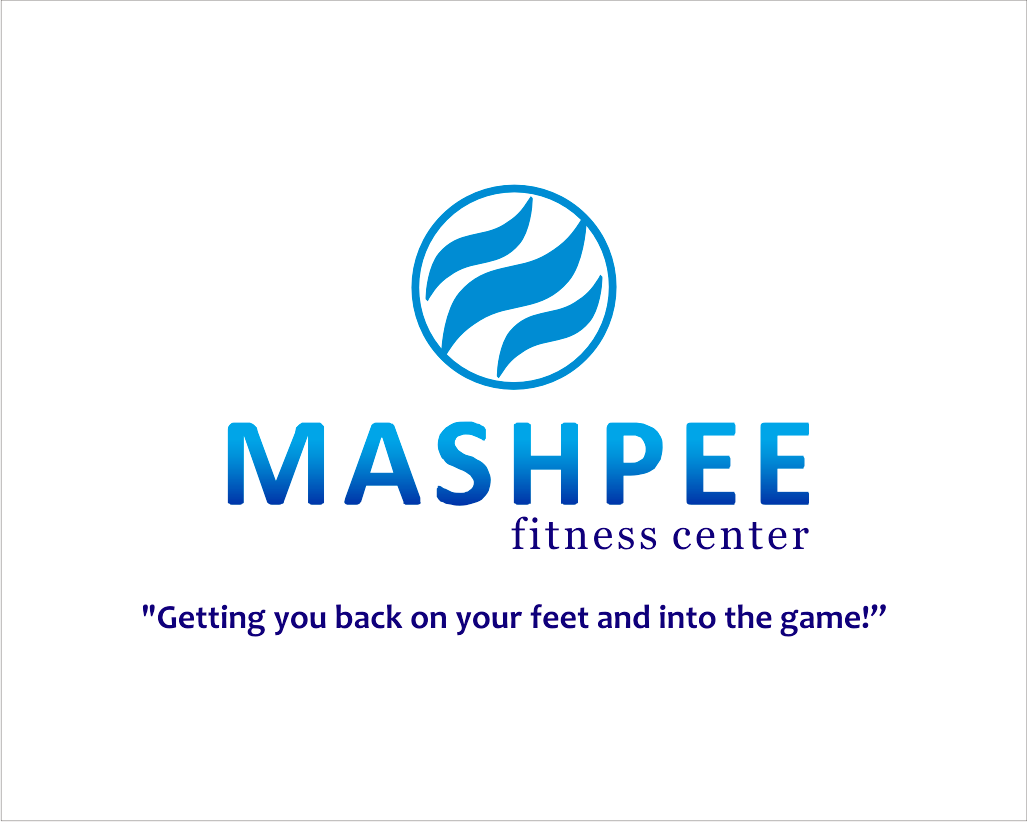Logo Design by Armada Jamaluddin - Entry No. 68 in the Logo Design Contest New Logo Design for Mashpee Fitness Center.