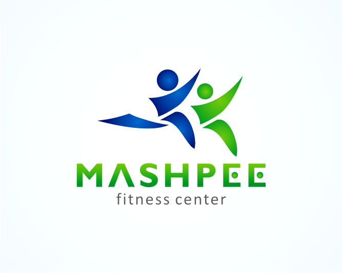 Logo Design by Armada Jamaluddin - Entry No. 70 in the Logo Design Contest New Logo Design for Mashpee Fitness Center.
