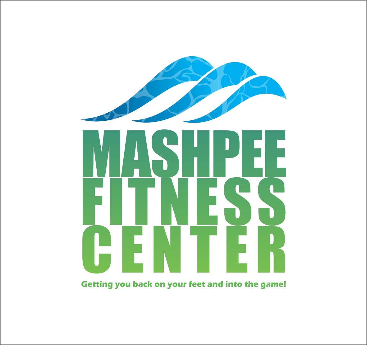 Logo Design by Hudy Wake - Entry No. 71 in the Logo Design Contest New Logo Design for Mashpee Fitness Center.