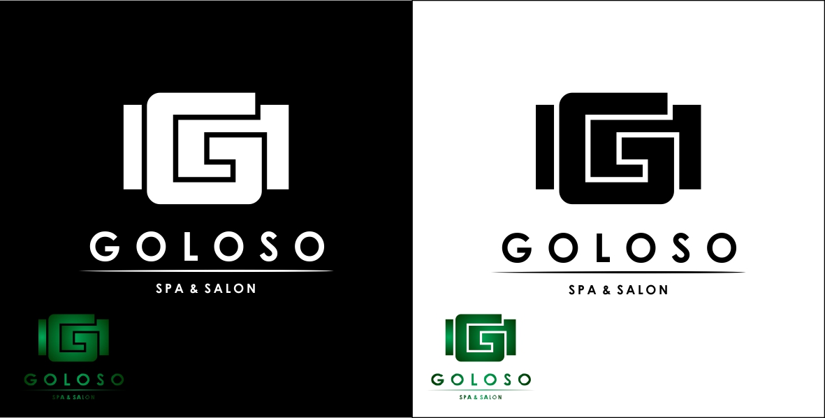 Logo Design by Hudy Wake - Entry No. 114 in the Logo Design Contest Unique Logo Design Wanted for Goloso.