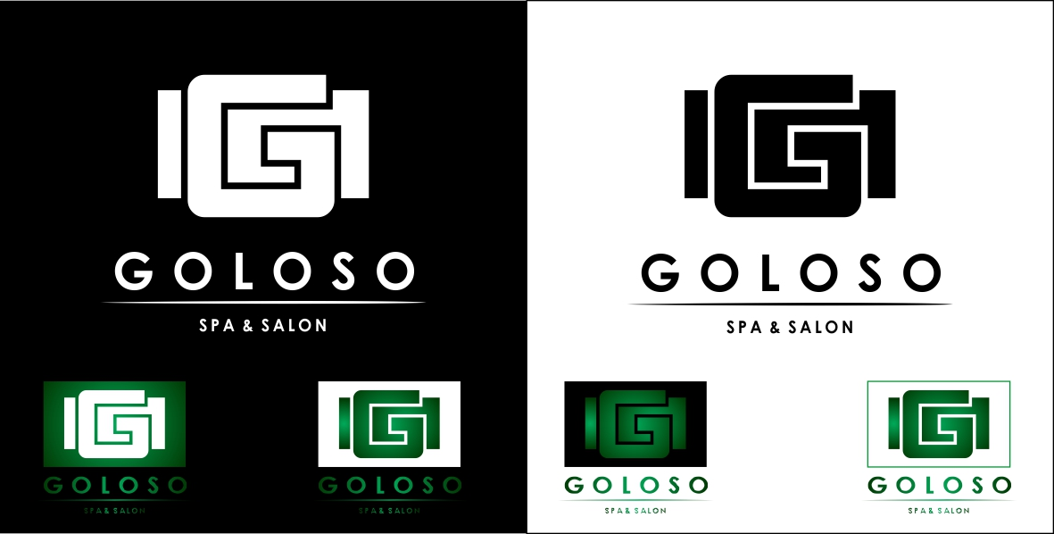 Logo Design by Hudy Wake - Entry No. 116 in the Logo Design Contest Unique Logo Design Wanted for Goloso.