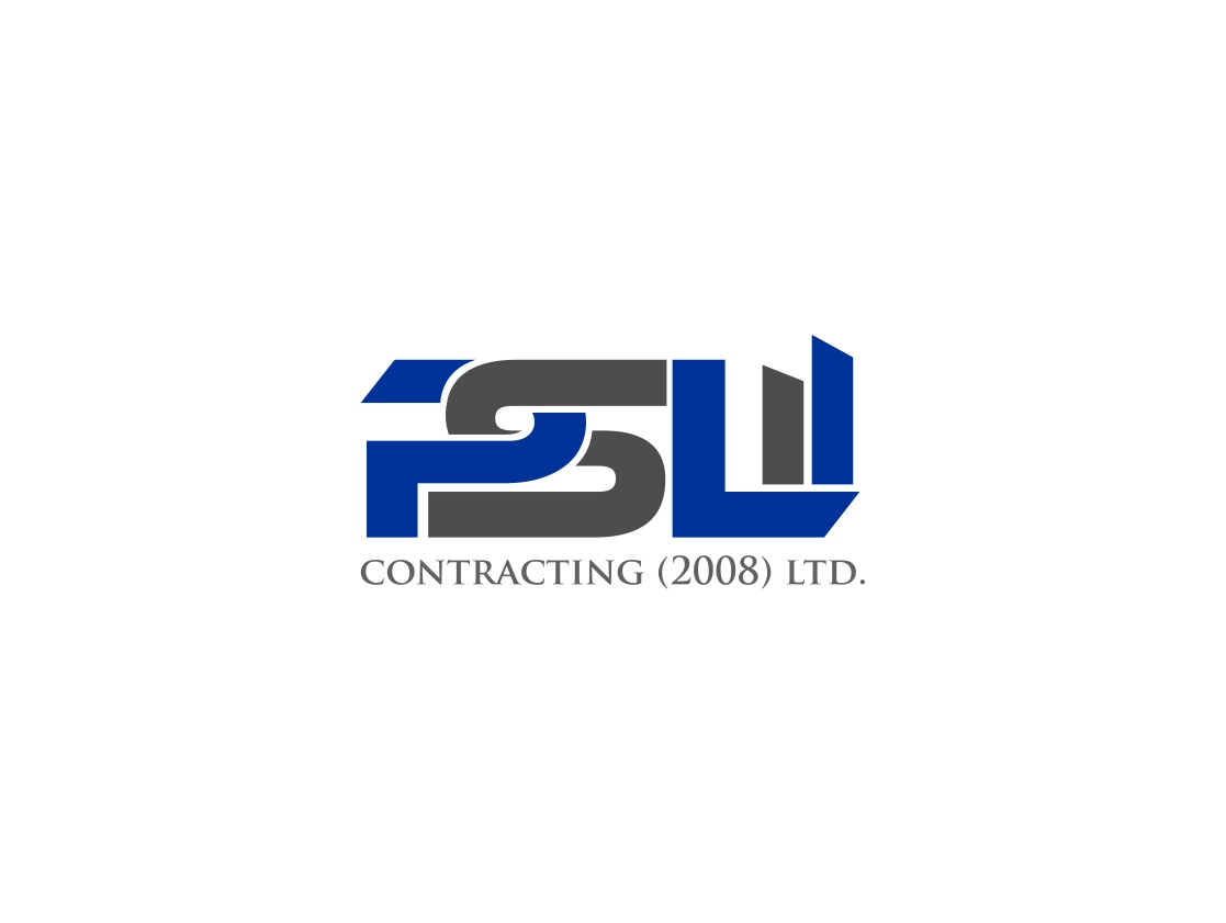 Logo Design by haidu - Entry No. 45 in the Logo Design Contest PSL Contracting (2008) Ltd. Logo Design.