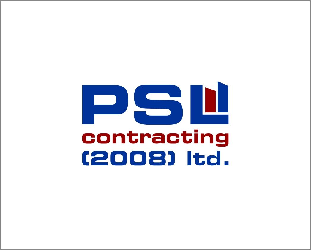 Logo Design by haidu - Entry No. 48 in the Logo Design Contest PSL Contracting (2008) Ltd. Logo Design.
