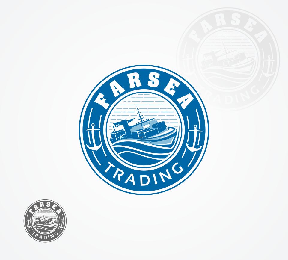 Logo Design by Mitchnick Sunardi - Entry No. 69 in the Logo Design Contest Unique Logo Design Wanted for Farsea Trading.