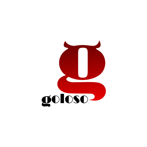 Logo Design by Rudy - Entry No. 118 in the Logo Design Contest Unique Logo Design Wanted for Goloso.