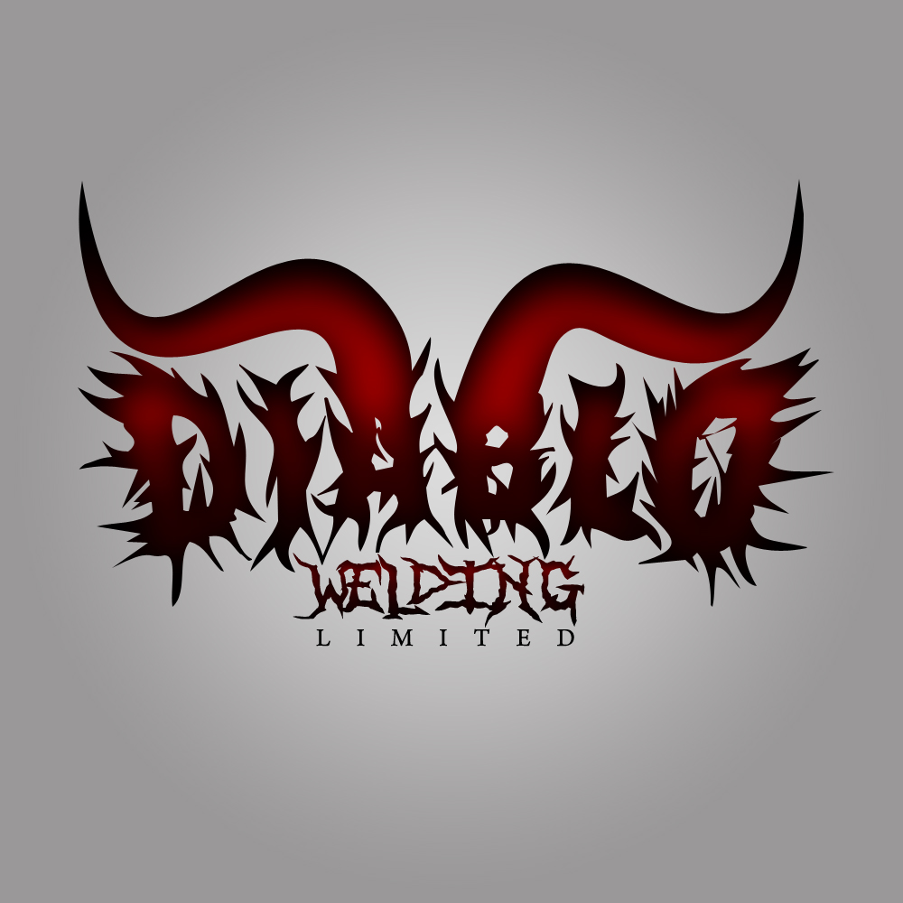 Logo Design by omARTist - Entry No. 95 in the Logo Design Contest New Logo Design for Diablo Welding Ltd..