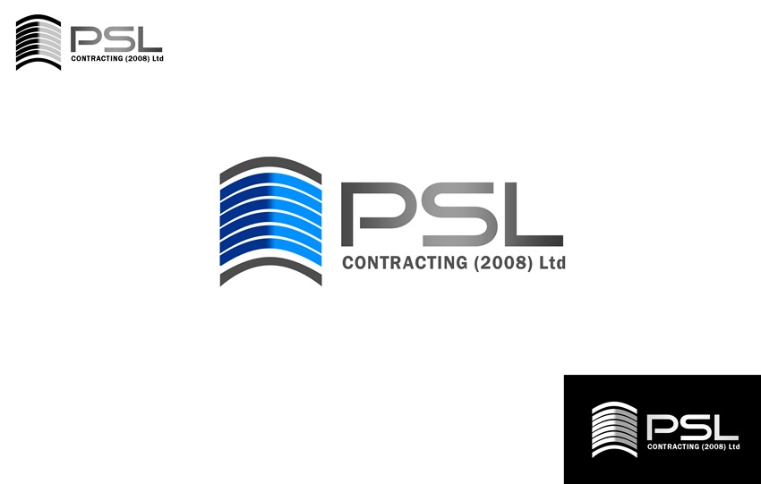 Logo Design by Respati Himawan - Entry No. 49 in the Logo Design Contest PSL Contracting (2008) Ltd. Logo Design.