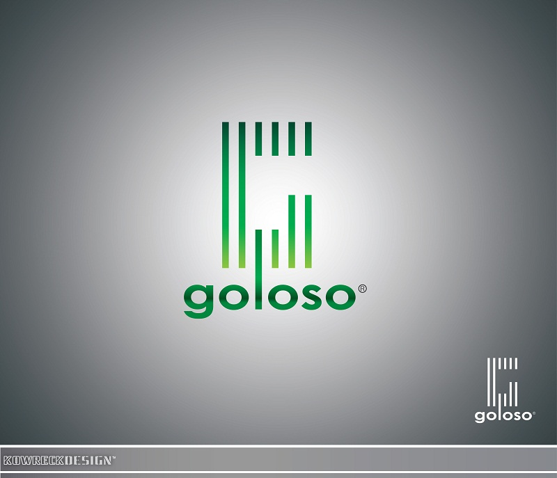 Logo Design by kowreck - Entry No. 122 in the Logo Design Contest Unique Logo Design Wanted for Goloso.