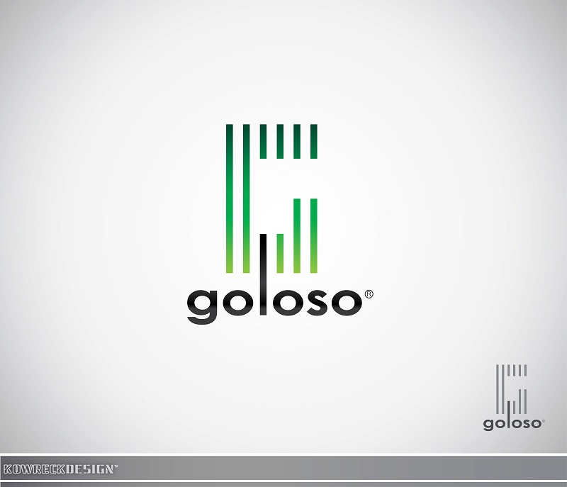 Logo Design by kowreck - Entry No. 127 in the Logo Design Contest Unique Logo Design Wanted for Goloso.