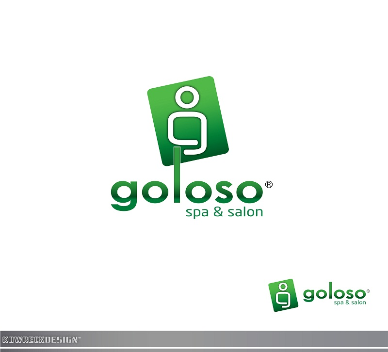Logo Design by kowreck - Entry No. 135 in the Logo Design Contest Unique Logo Design Wanted for Goloso.