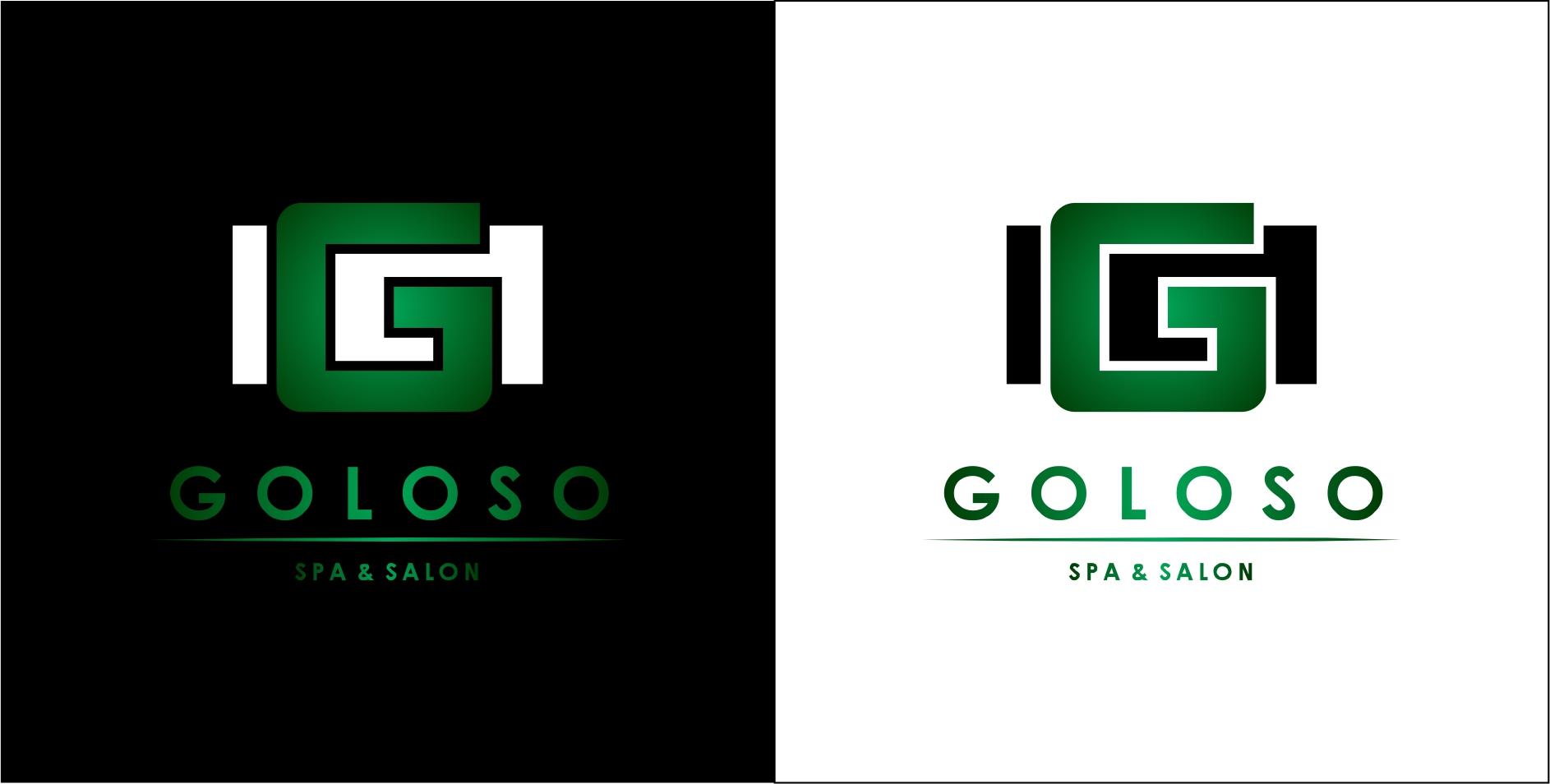 Logo Design by Hudy Wake - Entry No. 145 in the Logo Design Contest Unique Logo Design Wanted for Goloso.