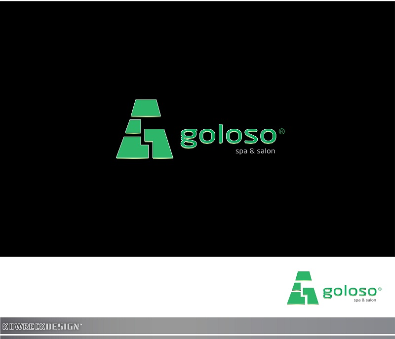 Logo Design by kowreck - Entry No. 149 in the Logo Design Contest Unique Logo Design Wanted for Goloso.