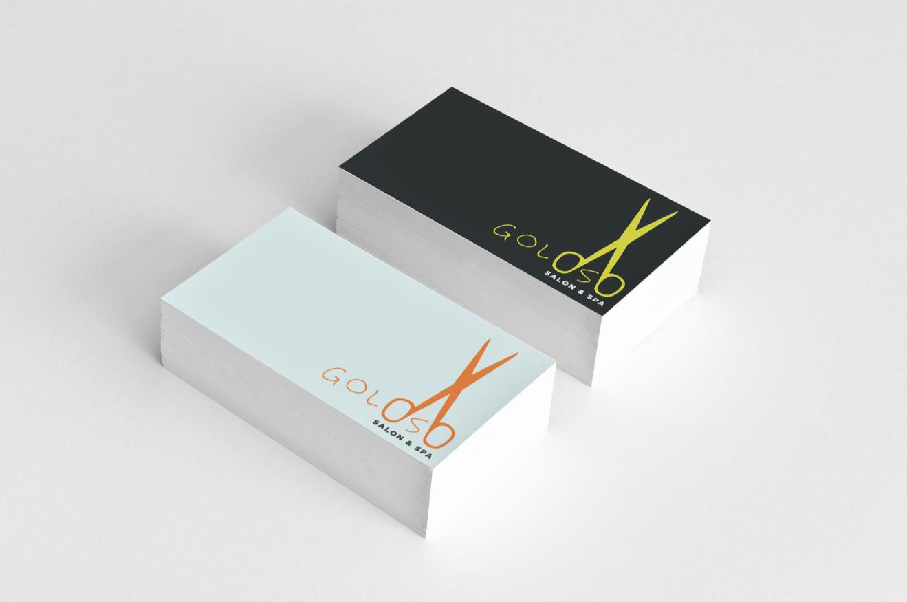 Logo Design by Kayla Labatte - Entry No. 153 in the Logo Design Contest Unique Logo Design Wanted for Goloso.