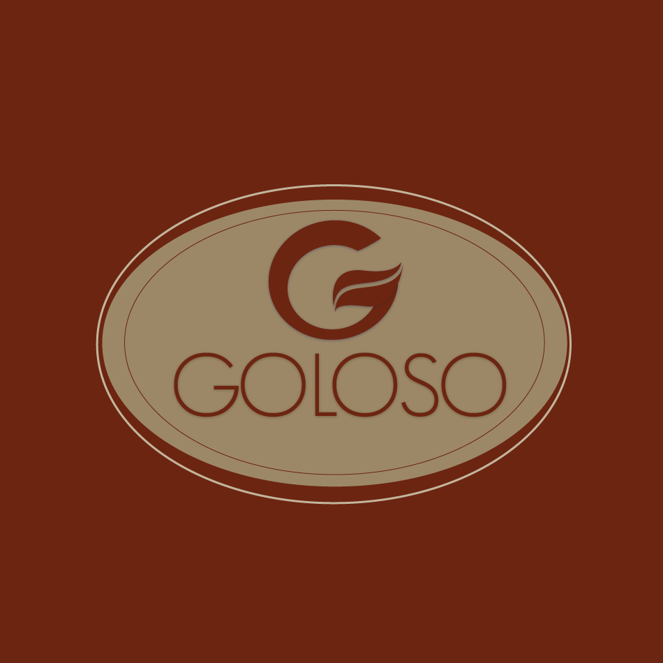 Logo Design by moonflower - Entry No. 160 in the Logo Design Contest Unique Logo Design Wanted for Goloso.