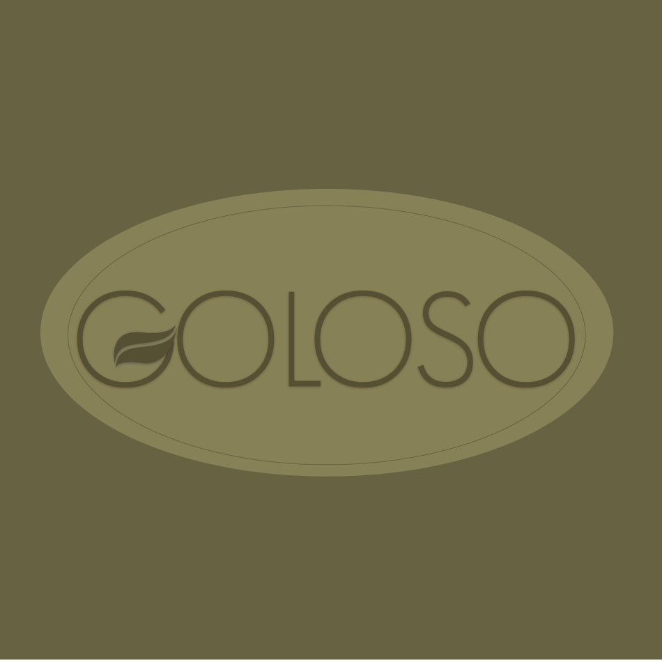 Logo Design by moonflower - Entry No. 161 in the Logo Design Contest Unique Logo Design Wanted for Goloso.