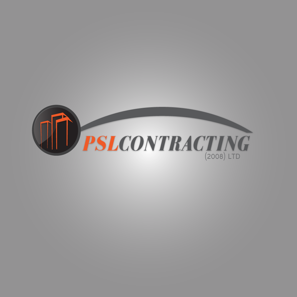 Logo Design by moonflower - Entry No. 50 in the Logo Design Contest PSL Contracting (2008) Ltd. Logo Design.