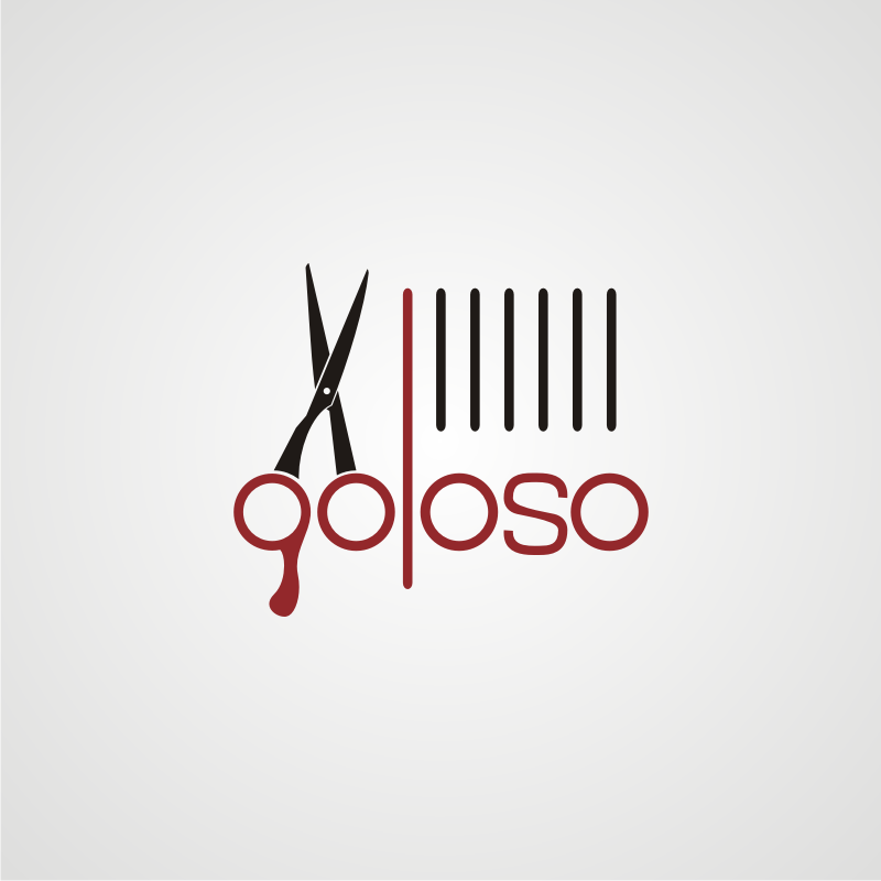 Logo Design by OriQ - Entry No. 165 in the Logo Design Contest Unique Logo Design Wanted for Goloso.