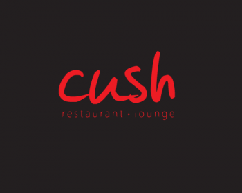 Logo Design by abbiedesigns - Entry No. 56 in the Logo Design Contest Cush Restaurant & Lounge Ltd..