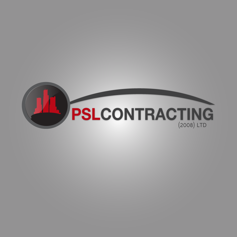 Logo Design by moonflower - Entry No. 51 in the Logo Design Contest PSL Contracting (2008) Ltd. Logo Design.
