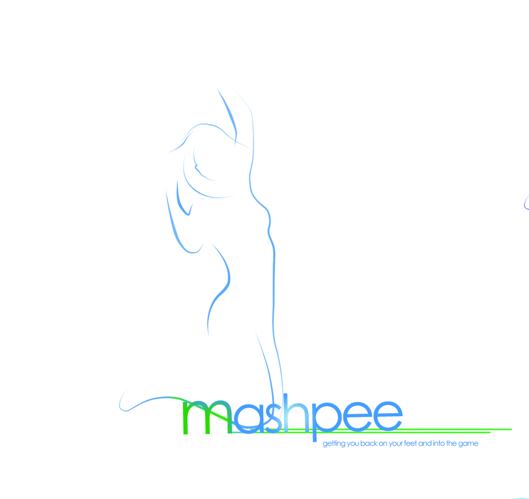 Logo Design by Uroob Rubbani - Entry No. 80 in the Logo Design Contest New Logo Design for Mashpee Fitness Center.