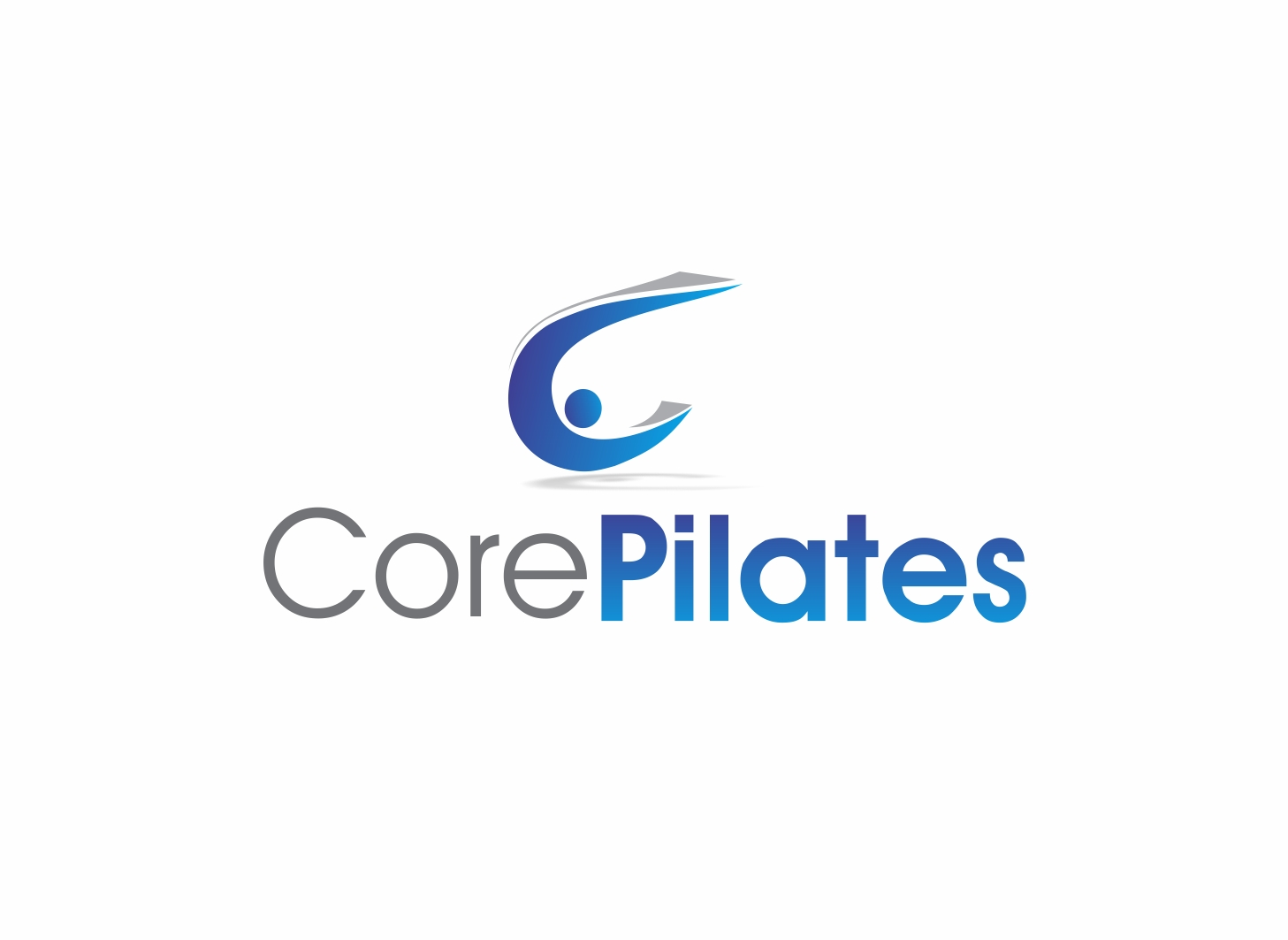 Logo Design by Zdravko Krulj - Entry No. 31 in the Logo Design Contest Core Pilates Logo Design.