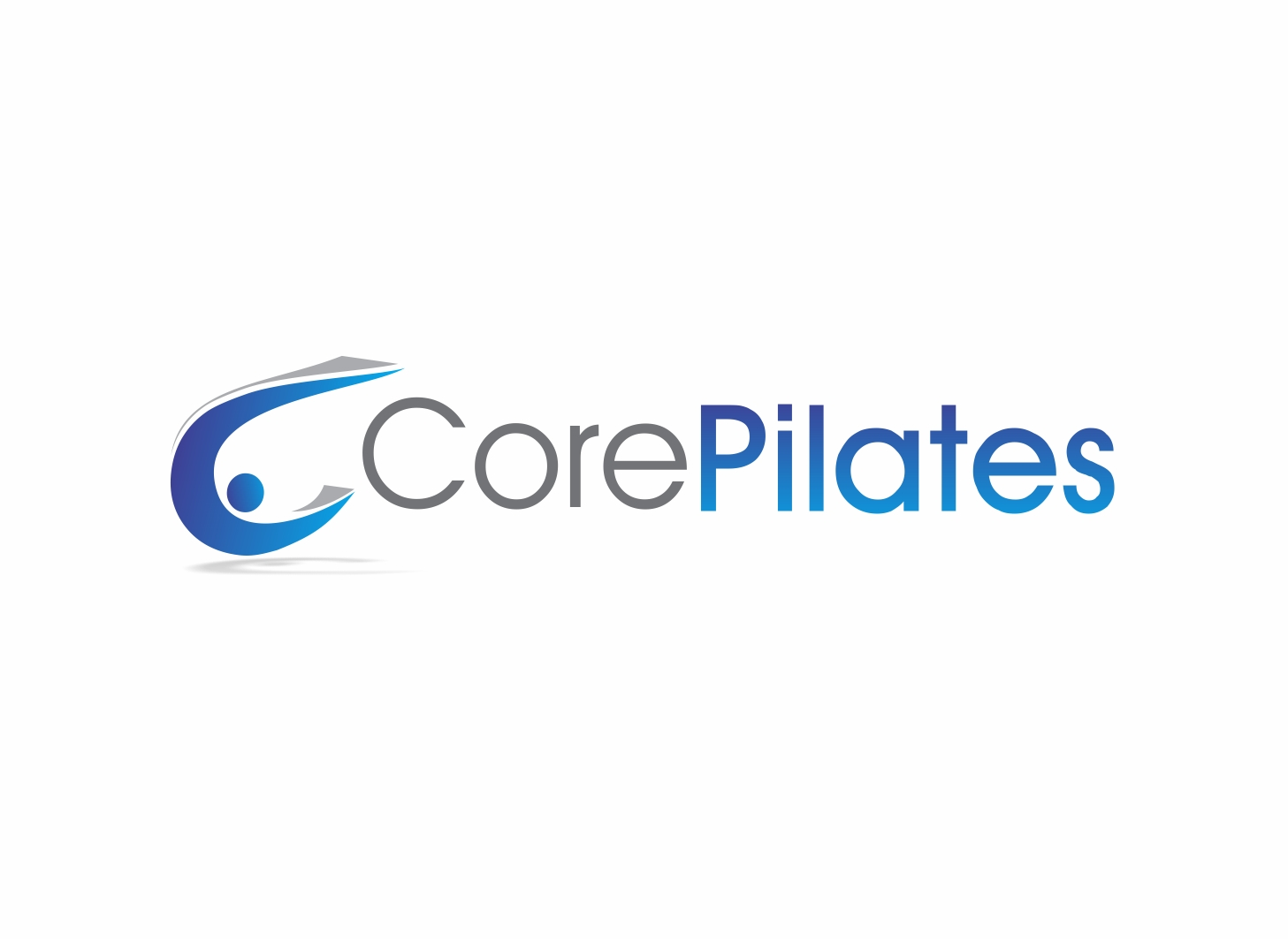 Logo Design by Zdravko Krulj - Entry No. 32 in the Logo Design Contest Core Pilates Logo Design.