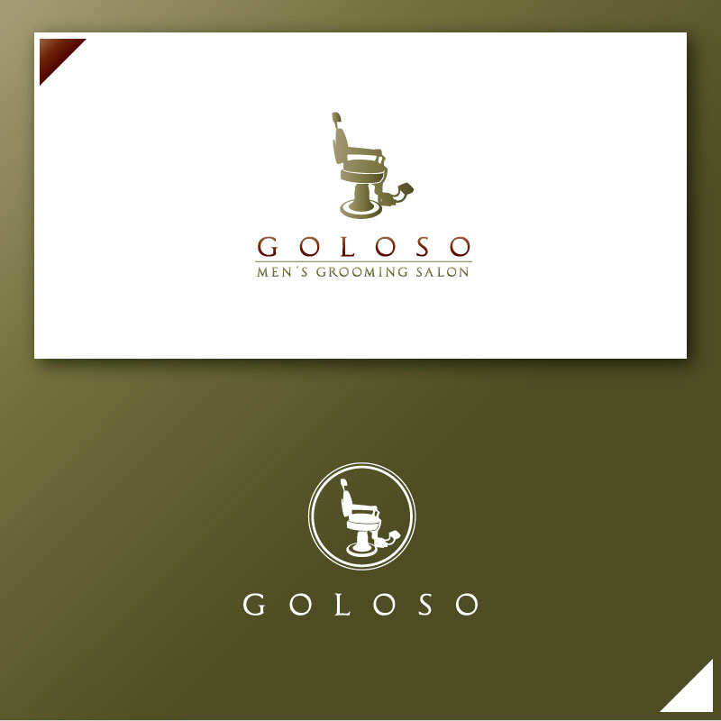 Logo Design by trav - Entry No. 175 in the Logo Design Contest Unique Logo Design Wanted for Goloso.