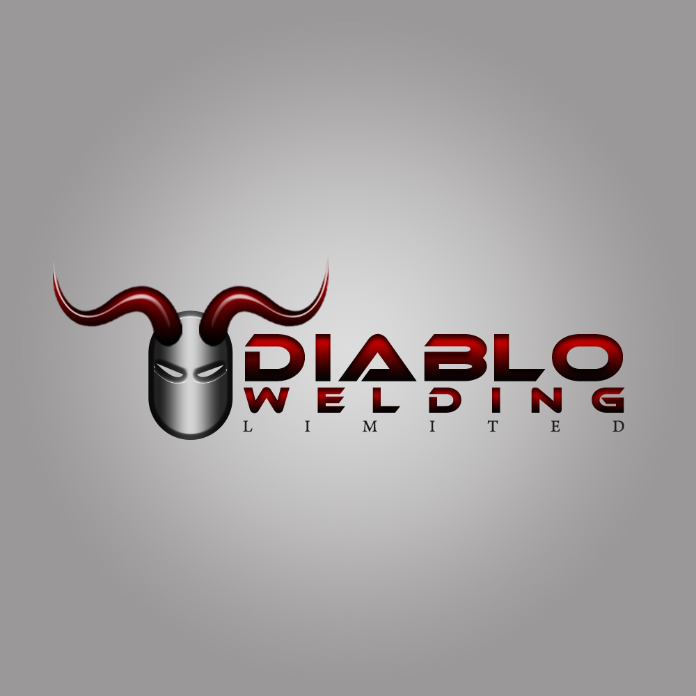 Logo Design by omARTist - Entry No. 102 in the Logo Design Contest New Logo Design for Diablo Welding Ltd..