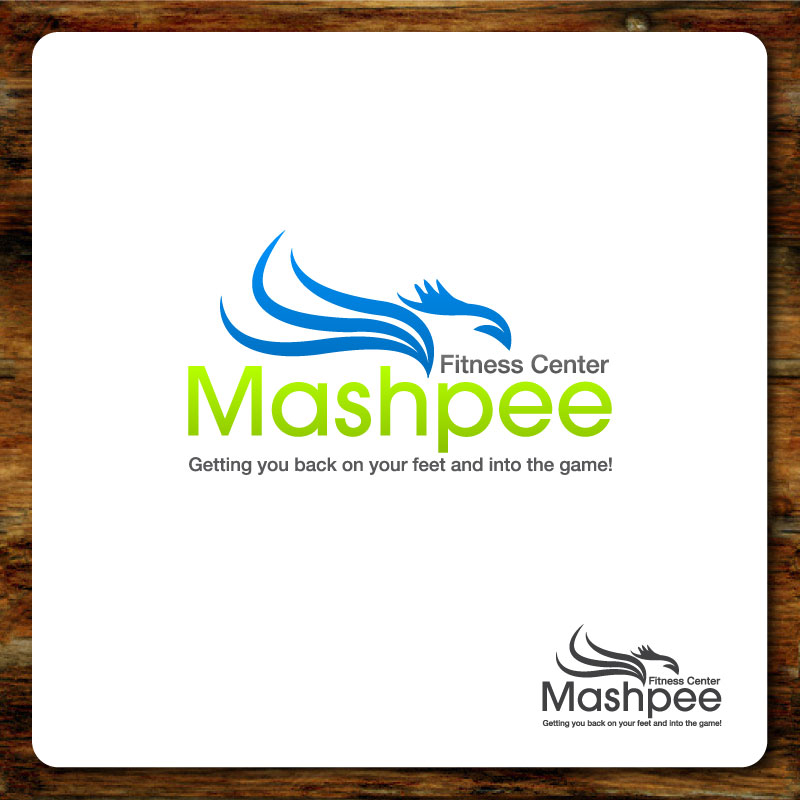Logo Design by Rommel Delos Santos - Entry No. 81 in the Logo Design Contest New Logo Design for Mashpee Fitness Center.