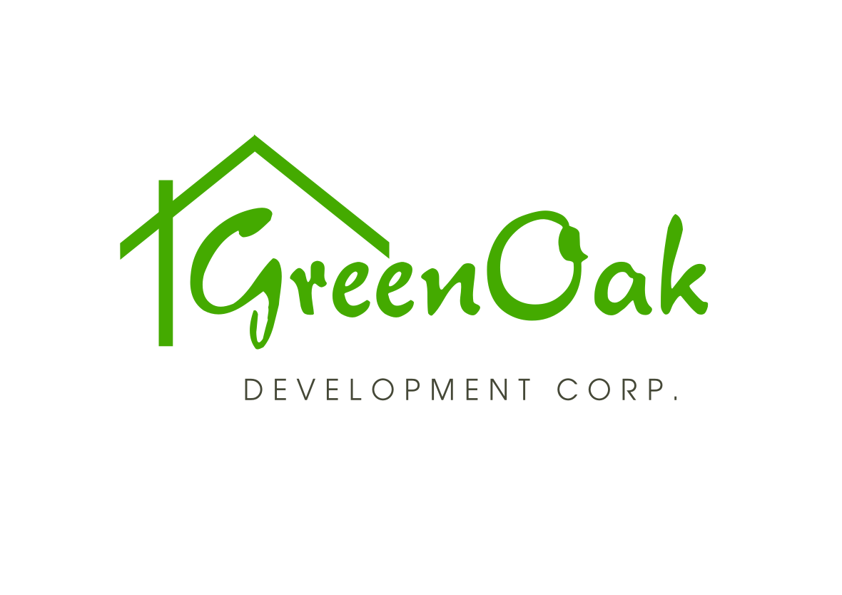 Logo Design by whoosef - Entry No. 1 in the Logo Design Contest Unique Logo Design Wanted for Green Oak Development Corp..