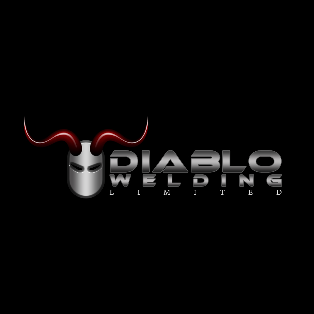 Logo Design by omARTist - Entry No. 103 in the Logo Design Contest New Logo Design for Diablo Welding Ltd..