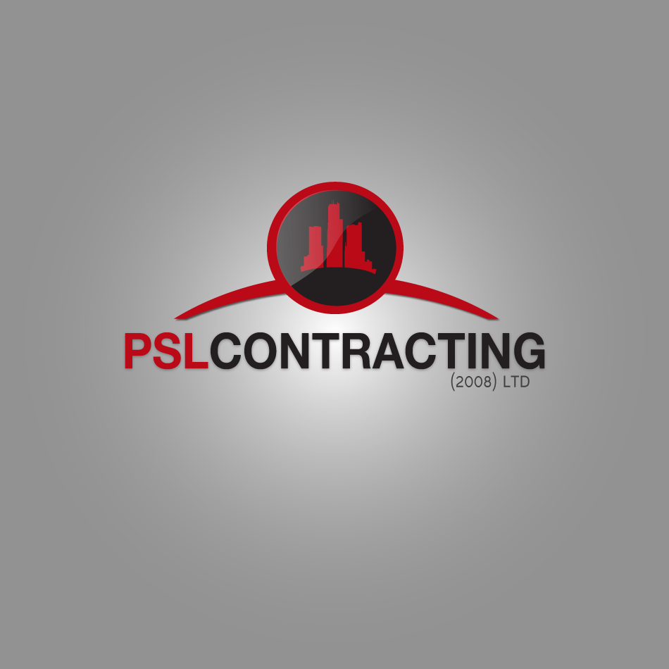 Logo Design by moonflower - Entry No. 52 in the Logo Design Contest PSL Contracting (2008) Ltd. Logo Design.