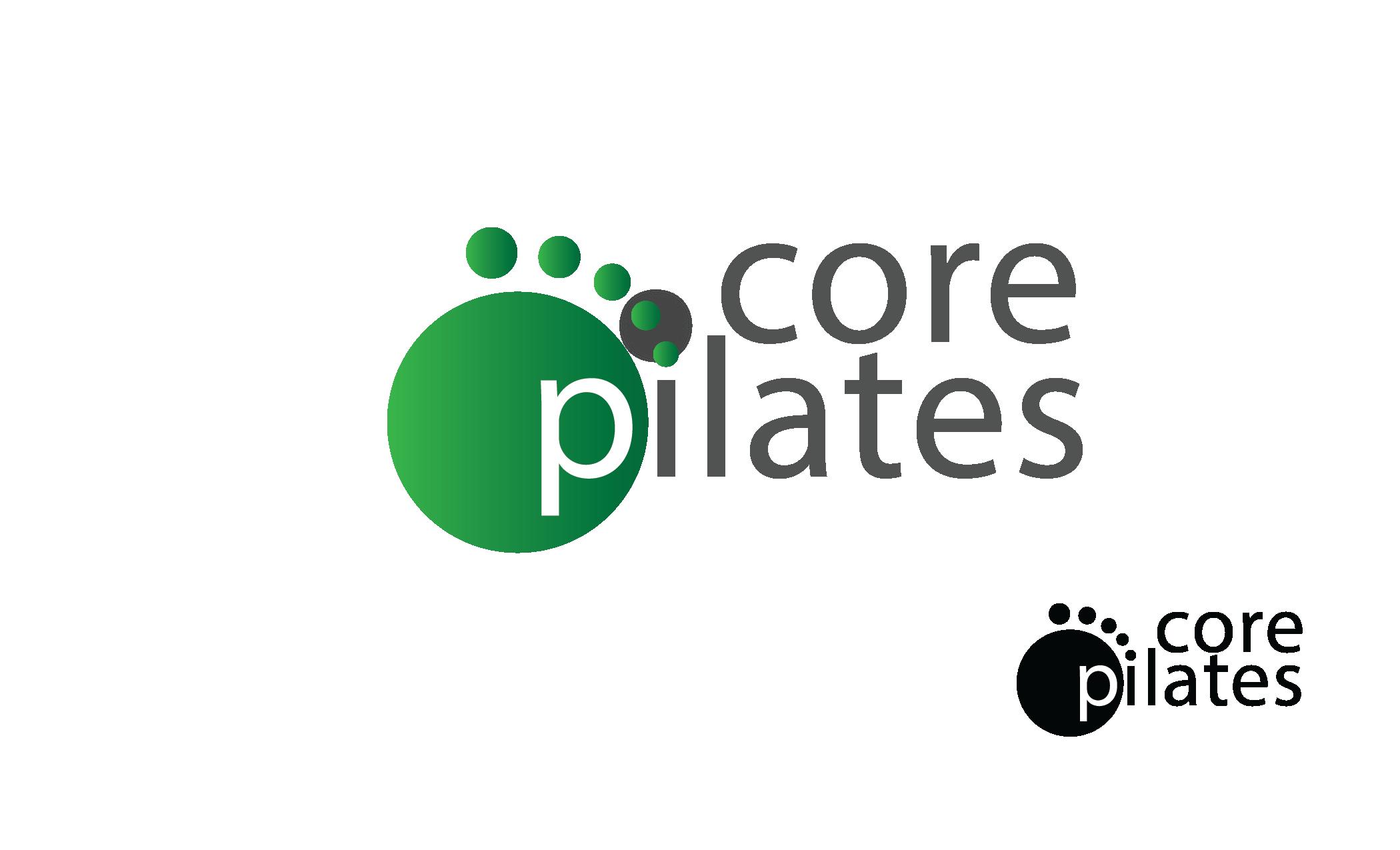 Logo Design by Private User - Entry No. 36 in the Logo Design Contest Core Pilates Logo Design.