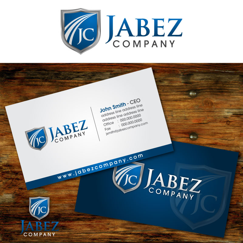 Logo Design by Rommel Delos Santos - Entry No. 153 in the Logo Design Contest New Logo Design for Jabez Compnay, LLC.