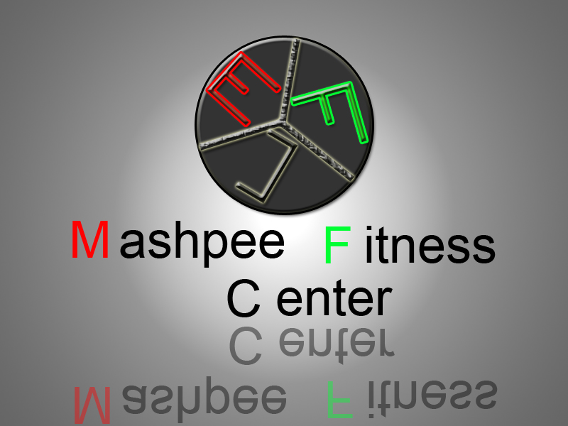 Logo Design by Aljohn Mana-ay - Entry No. 84 in the Logo Design Contest New Logo Design for Mashpee Fitness Center.