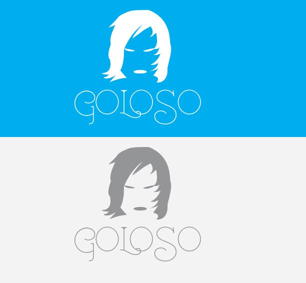 Logo Design by Private User - Entry No. 184 in the Logo Design Contest Unique Logo Design Wanted for Goloso.