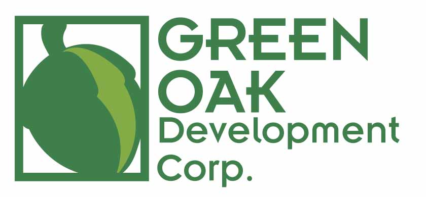 Logo Design by Jonathan Rasonable - Entry No. 18 in the Logo Design Contest Unique Logo Design Wanted for Green Oak Development Corp..