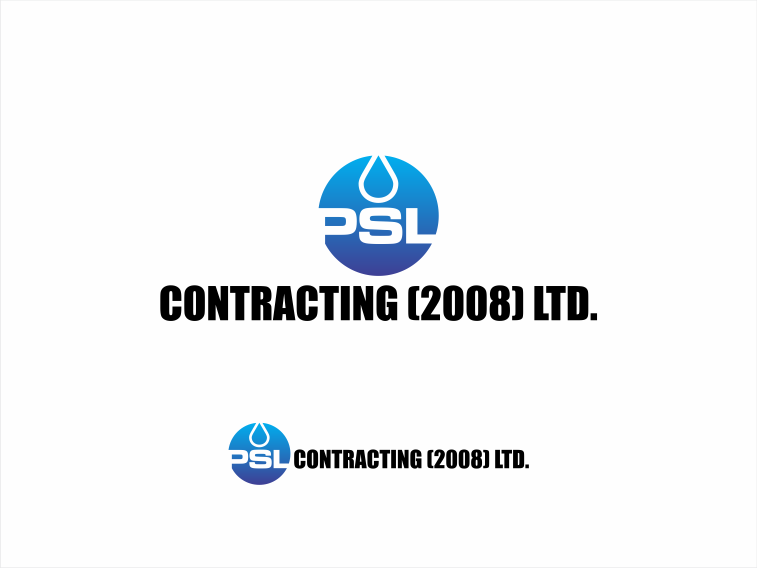 Logo Design by sihanss - Entry No. 58 in the Logo Design Contest PSL Contracting (2008) Ltd. Logo Design.